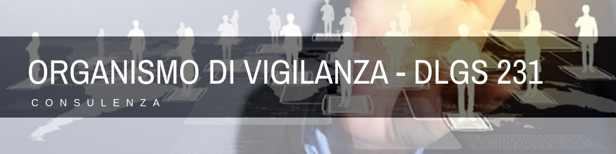 società di consulenza - organismo di vigilanza